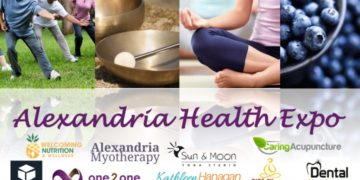 April 28, 11:00-3:00: Alexandria Health Expo