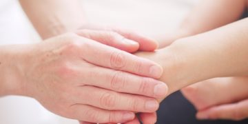 Healing Touch: Who is Caring for You?